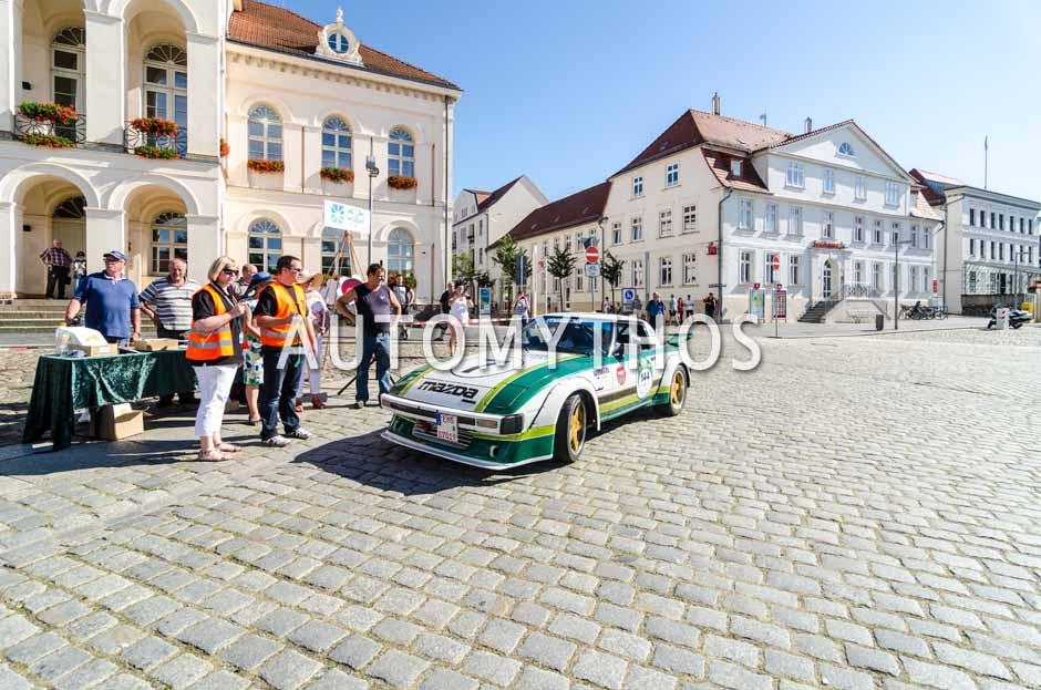 Automythos | 9. Hamburg Berlin Klassik 2016 | 144 | Tomas Hirschberger & Dino Damiano | Mazda RX-7 Daytona