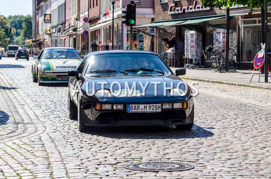 Automythos | 9. Hamburg Berlin Klassik 2016 | 145 | Mike Stark & Birgit Stark | Porsche 928 S
