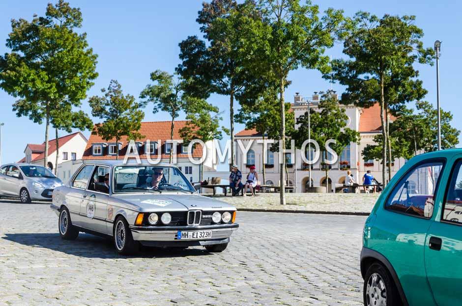 Automythos | 9. Hamburg Berlin Klassik 2016 | 146 | Claas Hußmann & Maike Hinrichs | BMW 323i