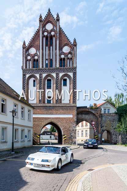 Automythos | 9. Hamburg Berlin Klassik 2016 | 153 | Thomas May-Englert & Angelika Emmerling | Alpine A310 S