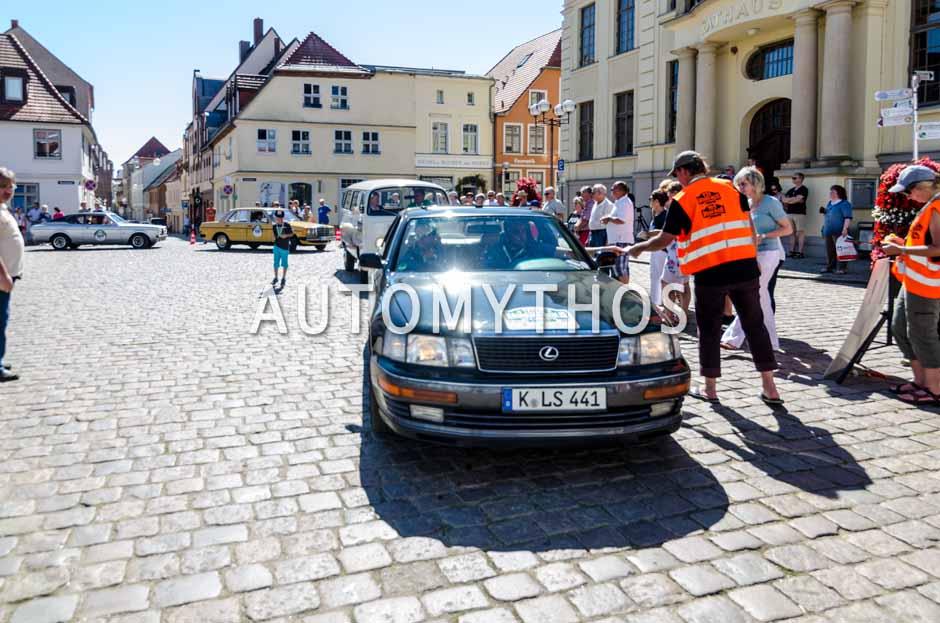 Automythos | 9. Hamburg Berlin Klassik 2016 | 156 | Ferry M. Franz & Thomas Schalberger | Lexus LS