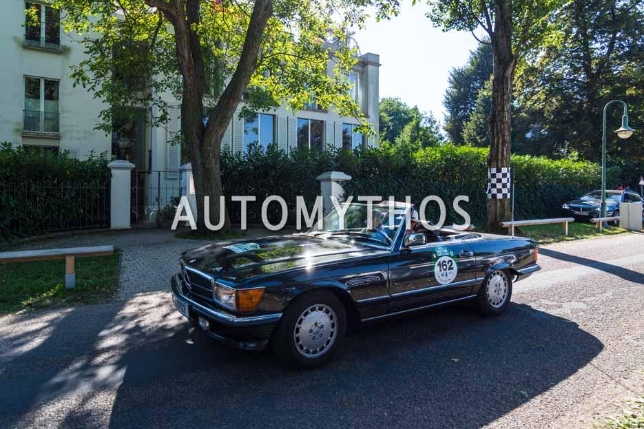 Automythos | 9. Hamburg Berlin Klassik 2016 | 162 | Anna Bruhn & Ulrike Poley | Mercedes-Benz 300 SL