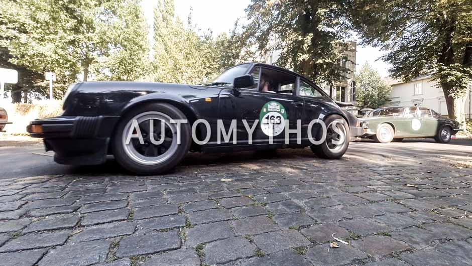 Automythos | 9. Hamburg Berlin Klassik 2016 | 163 | Matthias v. Knobelsdorf & Jochen Michaelis | Porsche 911