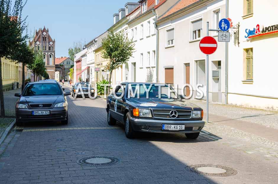 Automythos | 9. Hamburg Berlin Klassik 2016 | 167 | Daniel Mielke & Nico Tews | Mercedes-Benz 420 SEC