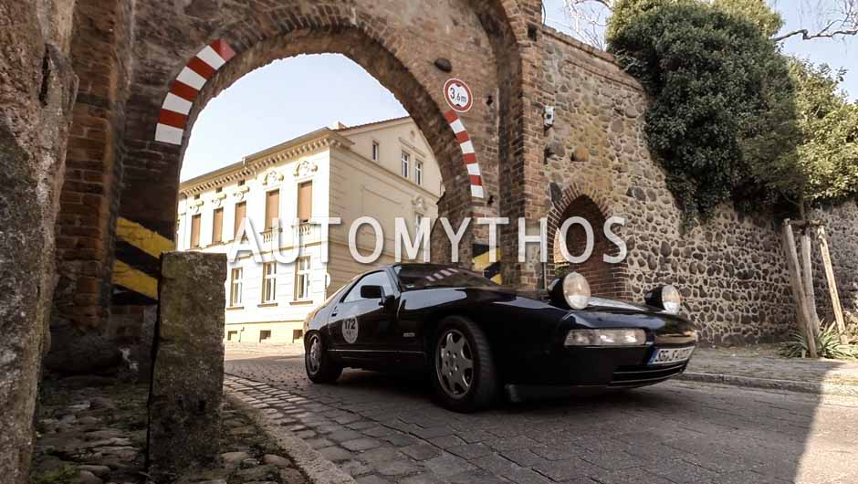 Automythos | 9. Hamburg Berlin Klassik 2016 | 172 | Jürgen Eickhoff & Meike Nadine Eickhoff | Porsche 928 S4