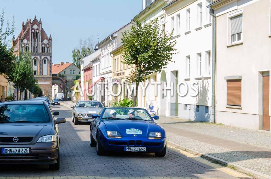 Automythos | 9. Hamburg Berlin Klassik 2016 | 174 | Dr. Stefan Buchholtz & Dr. Julia Schmilewski | BMW Z1