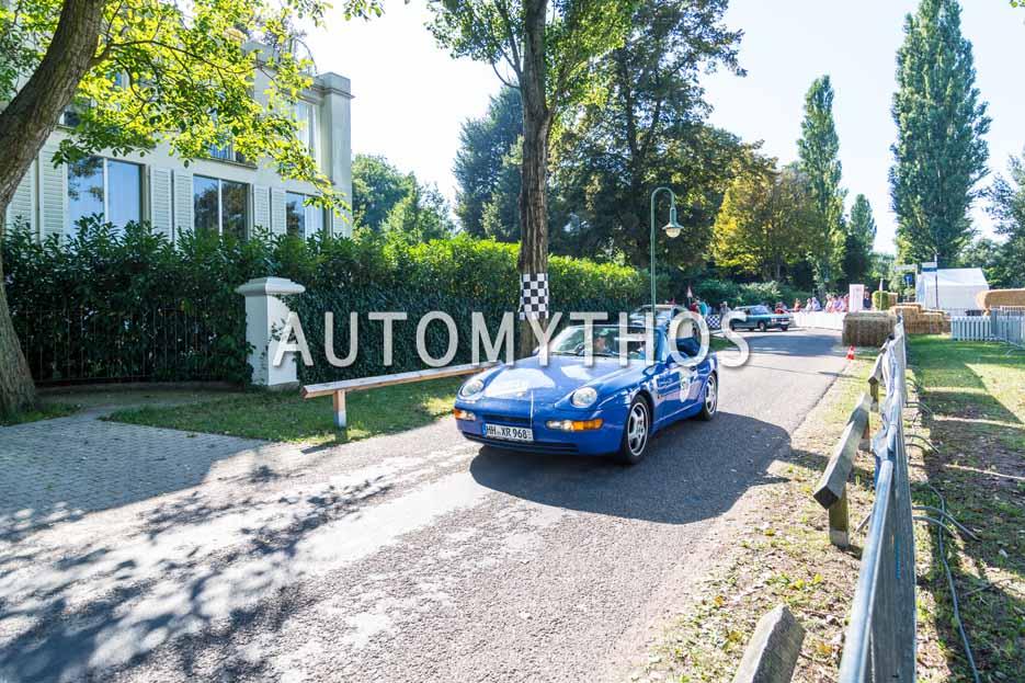 Automythos   9. Hamburg Berlin Klassik 2016   178   Klaus Kuder & Stefan Rath   Porsche 968 Cabriolet
