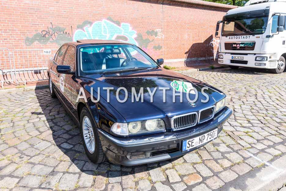 Automythos | 9. Hamburg Berlin Klassik 2016 | 182 | Niels Petersen & Karen Petersen | BMW 750i
