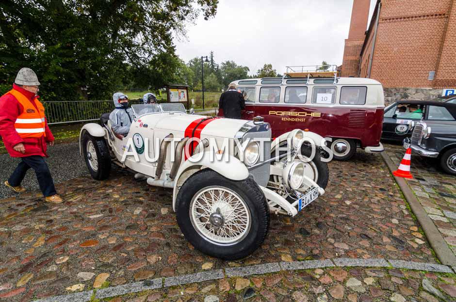 Automythos | 1. Herbstrallye des CRC 2016 | 1 | Mercedes SSK