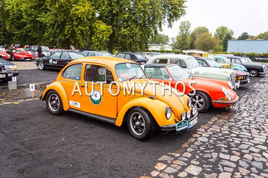 Automythos | 1. Herbstrallye des CRC 2016 | 4 | Philipp Dussmann & Raphael Mahir | Volkswagen Käfer