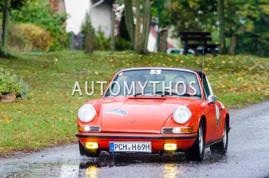 Automythos | 1. Herbstrallye des CRC 2016 | 5 | Michael Heck & Sigrid Heck | Porsche 911 S 2.0 Targa