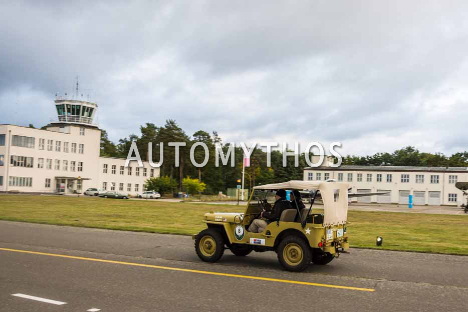 Automythos | 1. Herbstrallye des CRC 2016 | 8 | Klaus Altmann & Bernd Helmschmied | Willys Overland CJ2A
