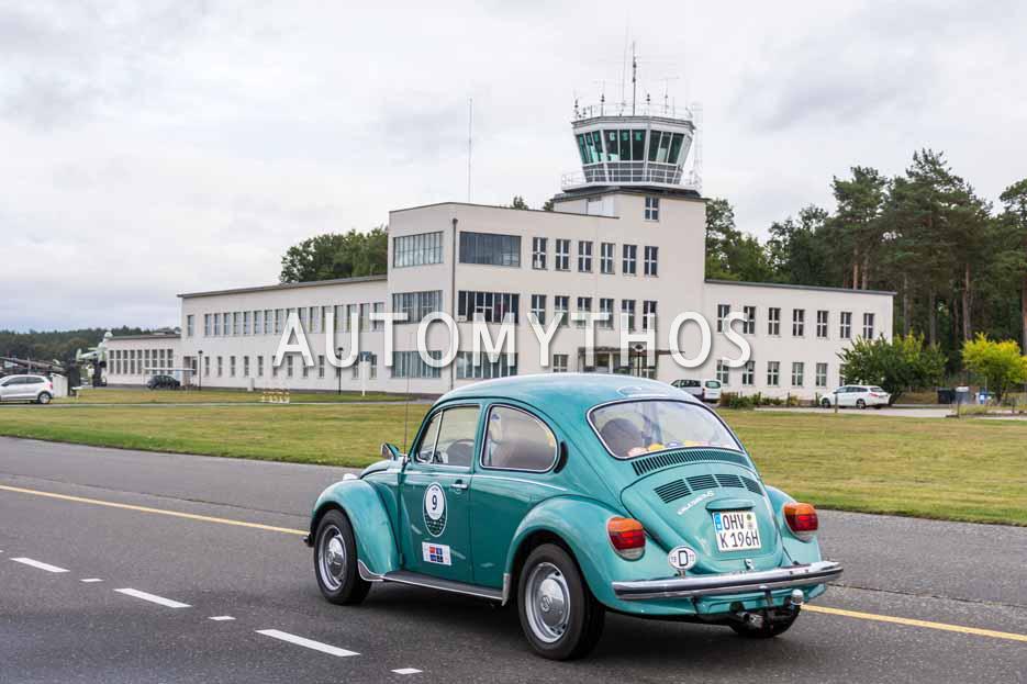 Automythos | 1. Herbstrallye des CRC 2016 | 9 | Gudrun Altmann & Almut Ziemann | Volkswagen Käfer 1303S
