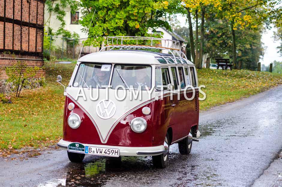 Automythos | 1. Herbstrallye des CRC 2016 | 10 | Christian Wolter & Thomas Bilan | Mercedes-Benz Ponton & Volkswagen T1