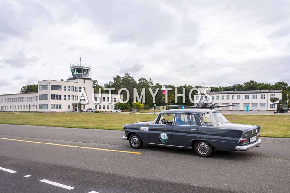 Automythos   1. Herbstrallye des CRC 2016   11   Harald Kromski & Cornelia Kromski   Mercedes-Benz W110 190