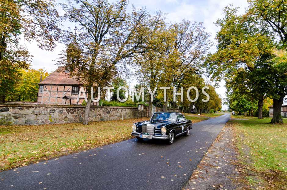 Automythos | 1. Herbstrallye des CRC 2016 | 12 | Wolfgang Winkelmann & Jens Latzke | Mercedes-Benz 300 SE C