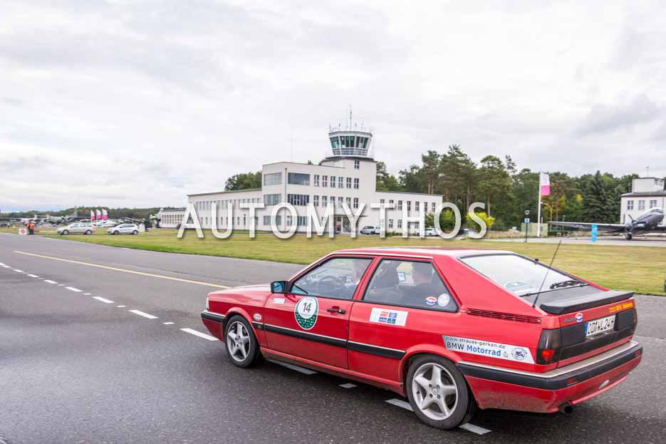 Automythos | 1. Herbstrallye des CRC 2016 | 14 | Werner Lafin & Lutz Müller | Audi Coupé