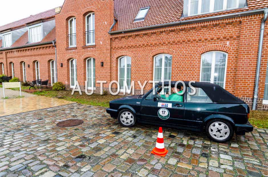 Automythos   1. Herbstrallye des CRC 2016   17   Maik Podas & Janes Podas   Volkswagen Golf I Cabriolet