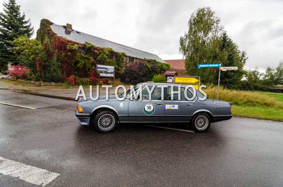 Automythos | 1. Herbstrallye des CRC 2016 | 18 | Andreas Böhme & Kai Podas | BMW 745