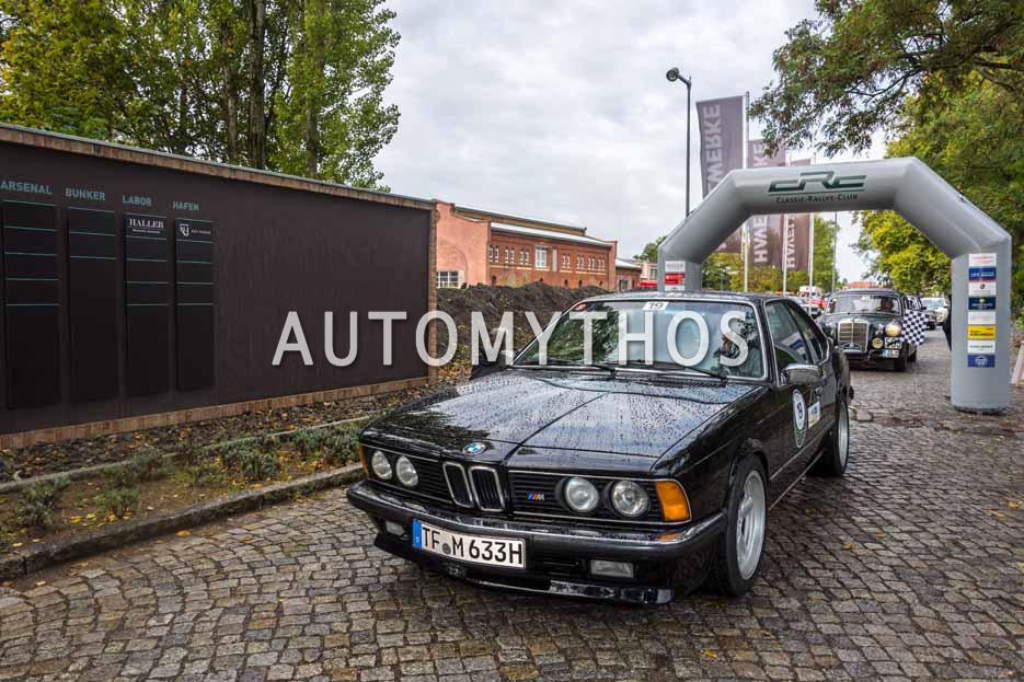 Automythos | 1. Herbstrallye des CRC 2016 | 19 | Michael Heinrich & Jana Heinrich | BMW 635 CSi E24