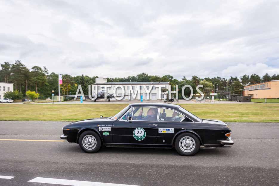 Automythos | 1. Herbstrallye des CRC 2016 | 22 | Dieter Schopp & Mario Achour | Lancia 2000 HF