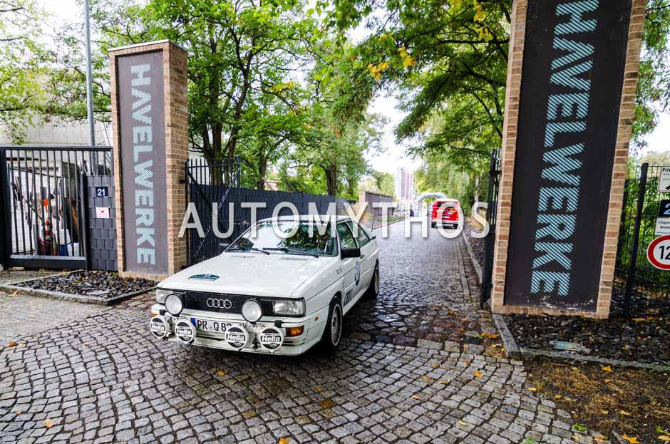 Automythos | 1. Herbstrallye des CRC 2016 | 23 | Dietmar Gornig & Stephan Hinze | Audi Quattro Coupé