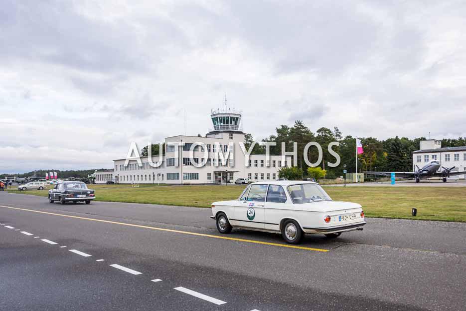 Automythos | 1. Herbstrallye des CRC 2016 | 24 | Dirk Hottelmann & Stephan Klinkmüller | BMW 1602