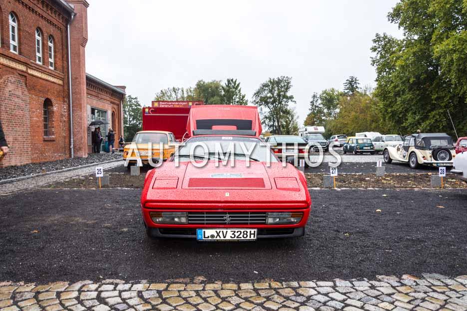 Automythos | 1. Herbstrallye des CRC 2016 | 26 | Jörg Seliger & Angela Seliger | Ferrari 328