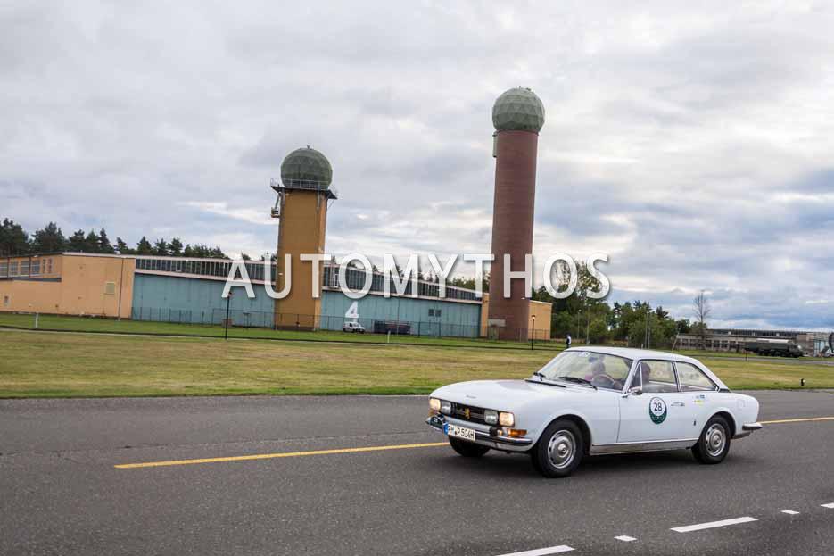 Automythos | 1. Herbstrallye des CRC 2016 | 28 | Alexander Seidel & Sita Henneberg | Peugeot 504 V6Ti Coupé