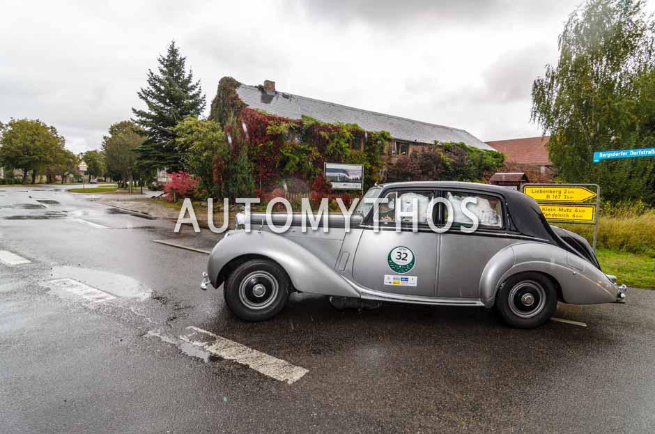 Automythos | 1. Herbstrallye des CRC 2016 | 32 | Andreas Boehlke & Alexa Boehlke | Bentley Typ R