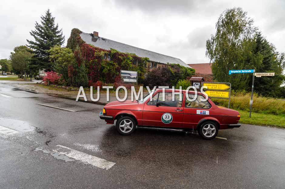 Automythos | 1. Herbstrallye des CRC 2016 | 33 | Mathias Bartmann & Katrin Brüggemann | Volkswagen Jetta