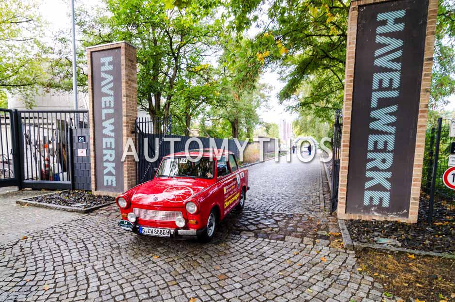Automythos | 1. Herbstrallye des CRC 2016 | 34 | Dirk Wolter & Matthias Teucher | Trabant 601 De Luxe