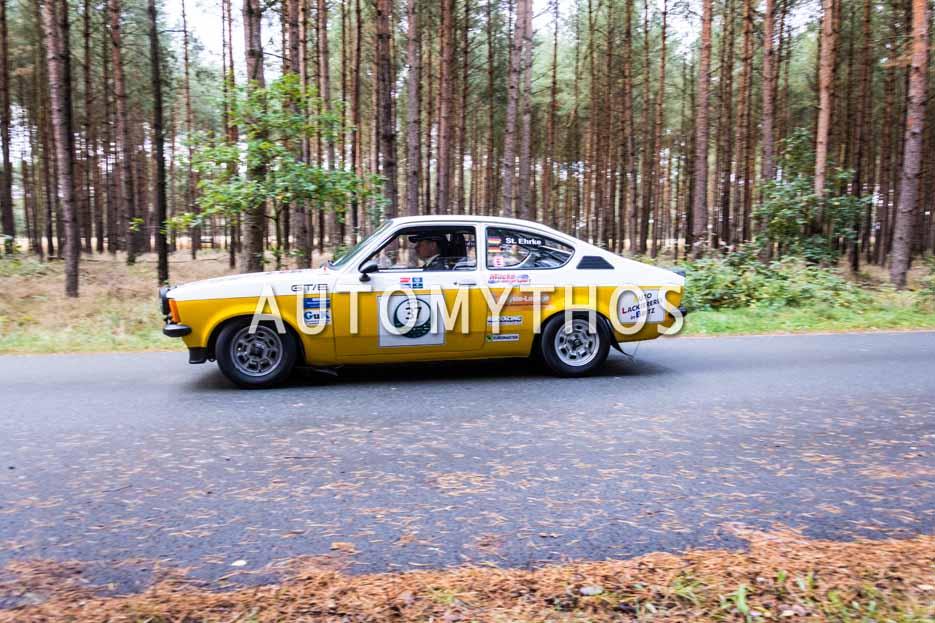 Automythos | 1. Herbstrallye des CRC 2016 | 37 | Stephan Ehrke & Hannah Schwarz | Opel Kadett GTE