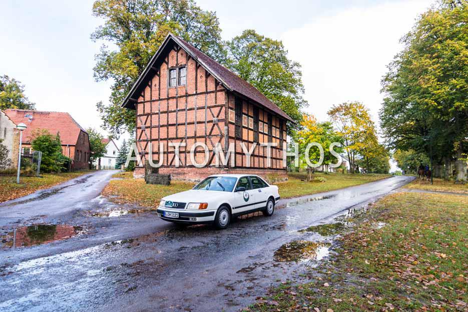 Automythos | 1. Herbstrallye des CRC 2016 | 41 | Uwe Stephan & Ina Stephan | Audi 100