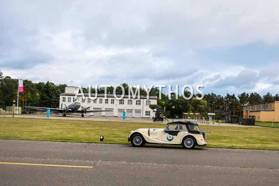 Automythos | 1. Herbstrallye des CRC 2016 | 44 | Michael Loerke & Bianca Loerke | Morgan 4/4 1600