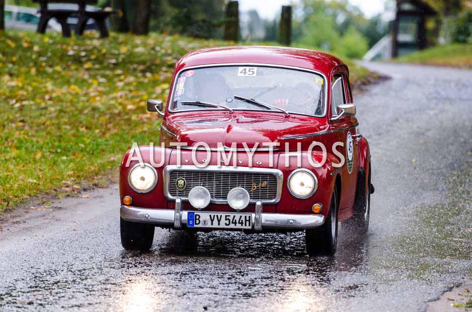 Automythos | 1. Herbstrallye des CRC 2016 | 45 | Jürgen Riethmüller & Carsten Lensch | Volvo PV544