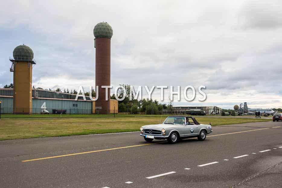 Automythos | 1. Herbstrallye des CRC 2016 | 49 | Ciamak Djamchidi & Oliver Vogel | Mercedes-Benz SL 230