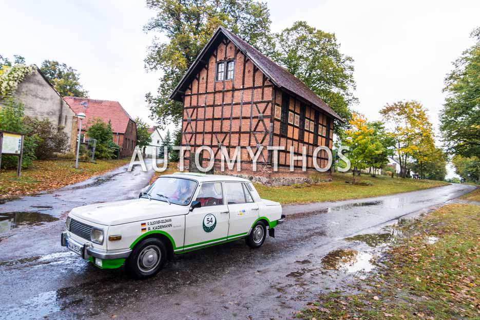 Automythos | 1. Herbstrallye des CRC 2016 | 54 | Ralf Glöckner-Goldmann & Oliver Wagner | Wartburg 353