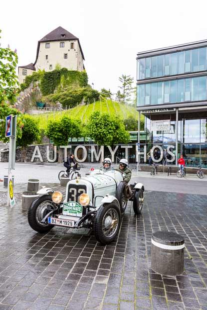 Automythos | 6. Bodensee Klassik 2017 | 1 | Stefan Jochum & Ulli Jochum | Marmon Roosevelt Racer