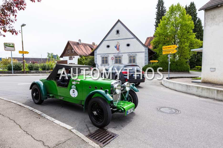 Automythos | 6. Bodensee Klassik 2017 | 3 | Ralf Klaus & Hans Georg Ahrens | Talbot London 90 AV