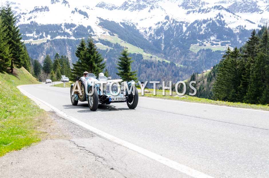 Automythos | 6. Bodensee Klassik 2017 | 5 | Christoph Karle & Steffi Karle | Riley Special