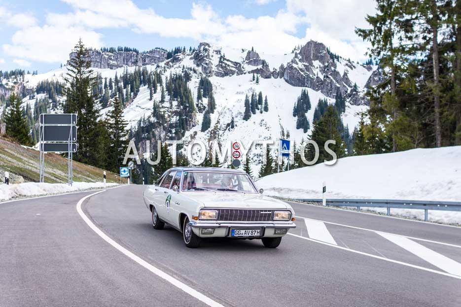 Automythos | 6. Bodensee Klassik 2017 | 15 | Boris Pieritz & David Hamprecht | Opel Admiral A V8