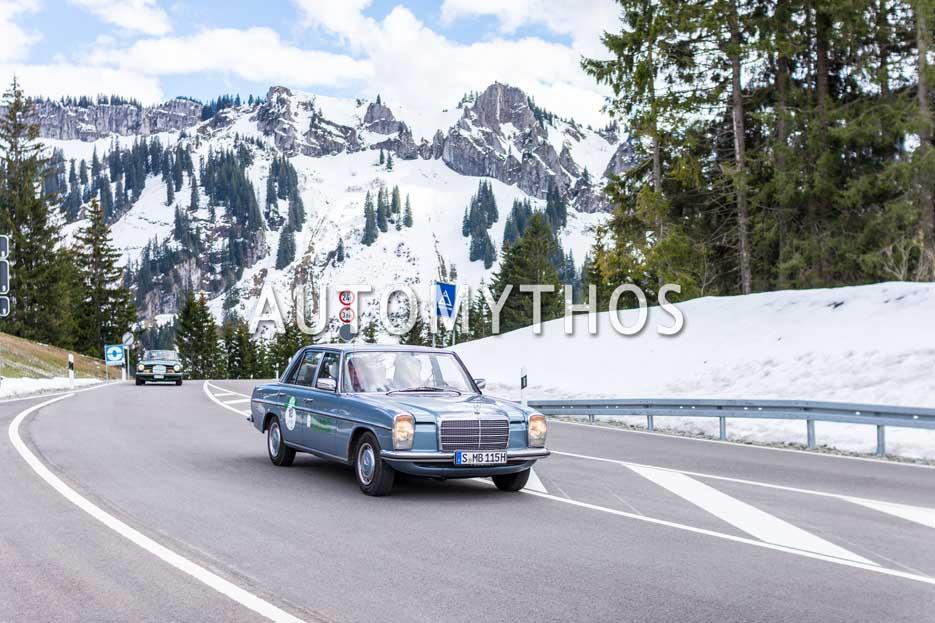 Automythos | 6. Bodensee Klassik 2017 | 18 | Michael Struve  | Mercedes-Benz 230.4