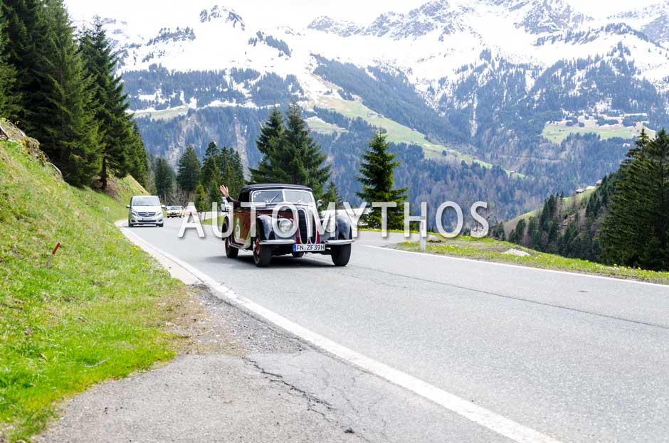 Automythos | 6. Bodensee Klassik 2017 | 29 | Matthias Benz & Serkan Arslan | BMW 327/28