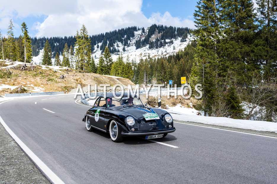 Automythos | 6. Bodensee Klassik 2017 | 33 | Peter Josef Klingenmeier & Jannis Klingenmeier | Porsche 356 AT 2