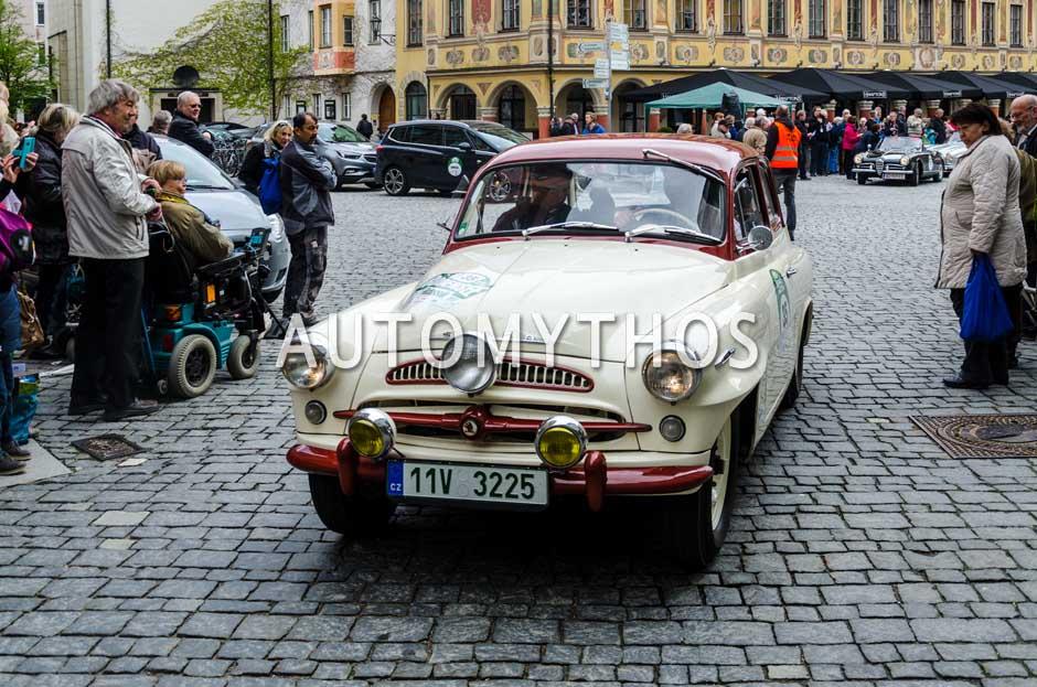Automythos | 6. Bodensee Klassik 2017 | 35 | Aleš Vašíček & Vítězslav Kodym | Skoda 440