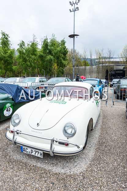 Automythos | 6. Bodensee Klassik 2017 | 41 | Dr. Michael Effing & Chiara Tegist Effing | Porsche 356 A