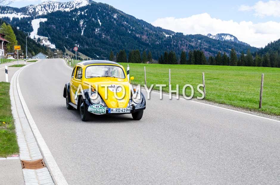 Automythos | 6. Bodensee Klassik 2017 | 49 | Oliver Hammrich & Susanne Kamrath | Volkswagen 1200