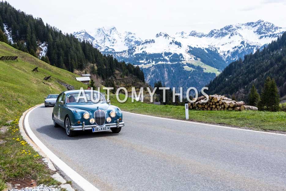 Automythos | 6. Bodensee Klassik 2017 | 52 | Gunnar Steinbach & Melanie Wensing | Jaguar MK 2 3.4 Litre