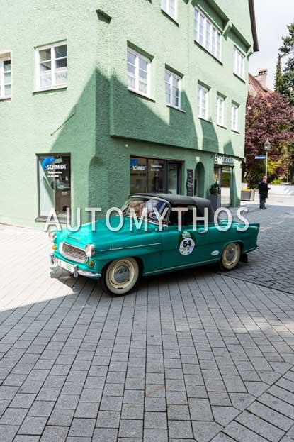 Automythos | 6. Bodensee Klassik 2017 | 54 | Pavel Vondráček & Jozef Baláž | Skoda Felicia
